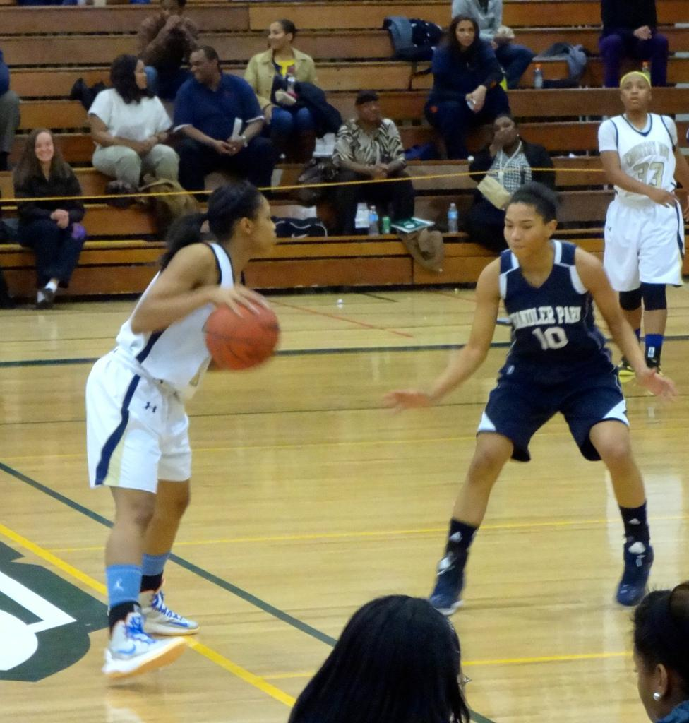 Detroit Country Day Girls Basketball Team Advances To