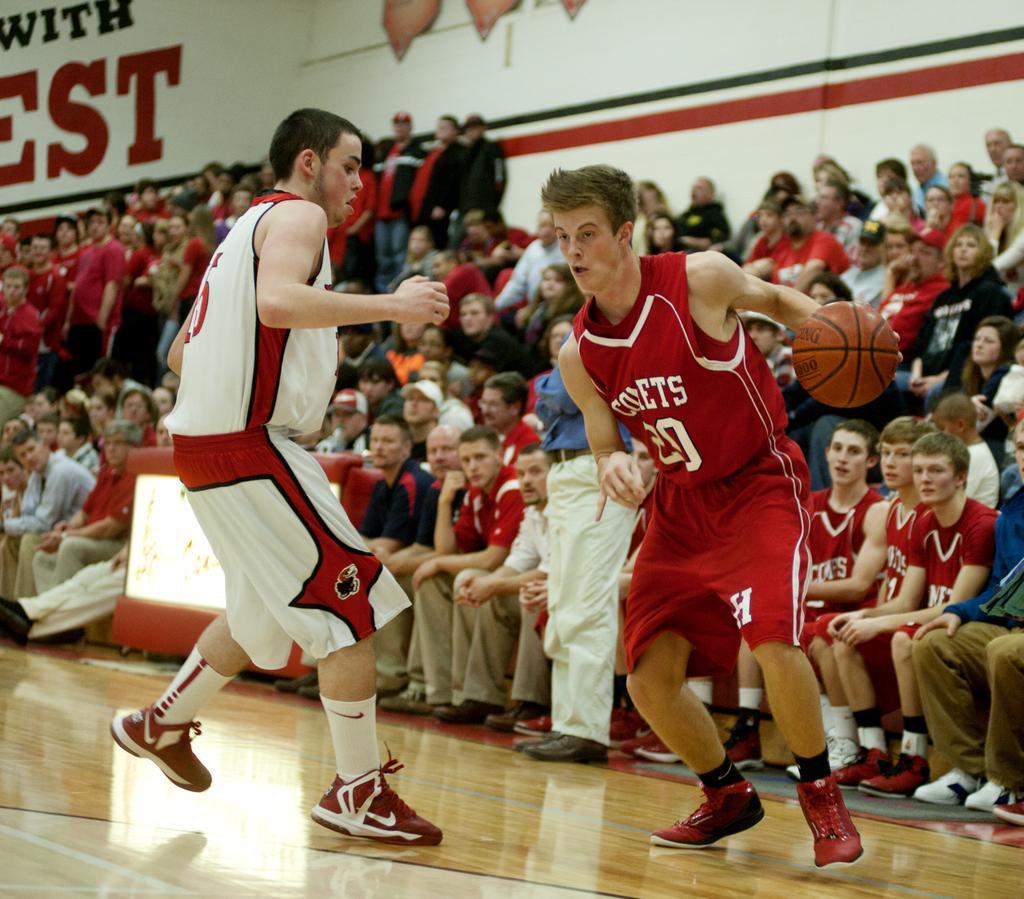 Stout defense leads Hanover-Horton boys basketball team to ...
