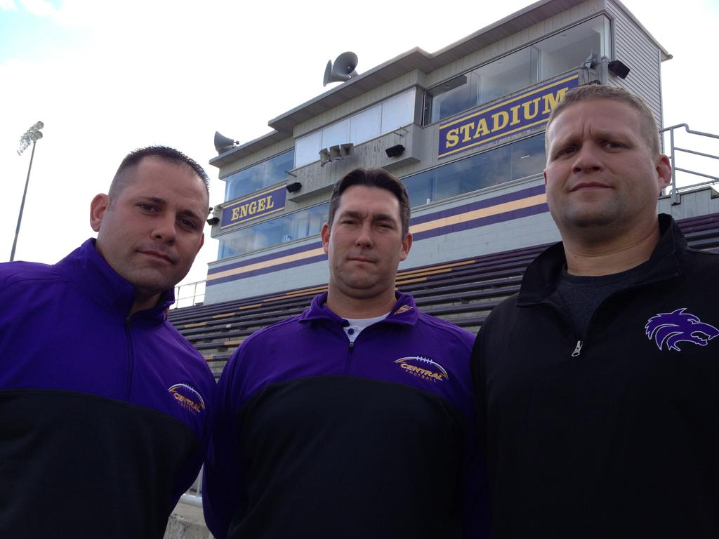 Bay City Central ready for 1994 flashback when it honors state runner-up football team