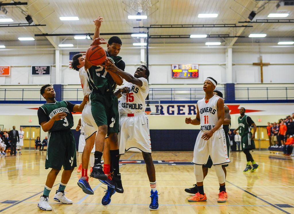Flint Journal boys basketball power rankings (Feb. 9)
