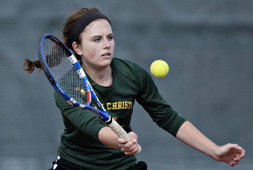 Jackson Girls Tennis Player of the Year: Lumen Christi ...