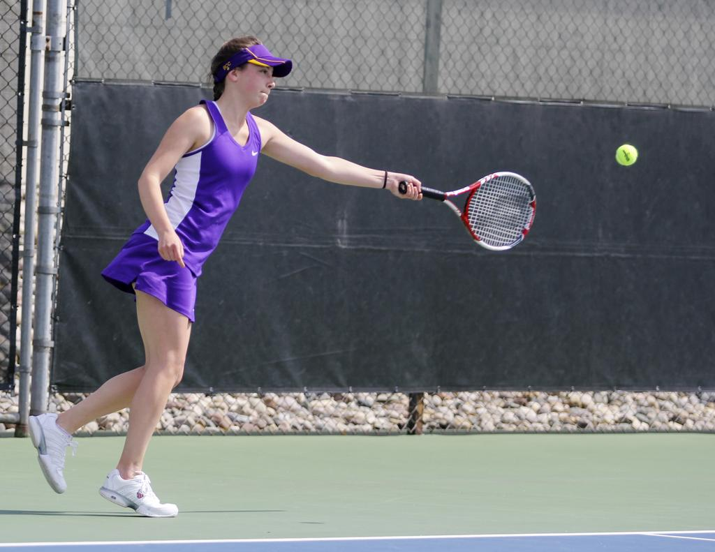 MLive/Bay City Times Girls Tennis Dream Team members excel ...