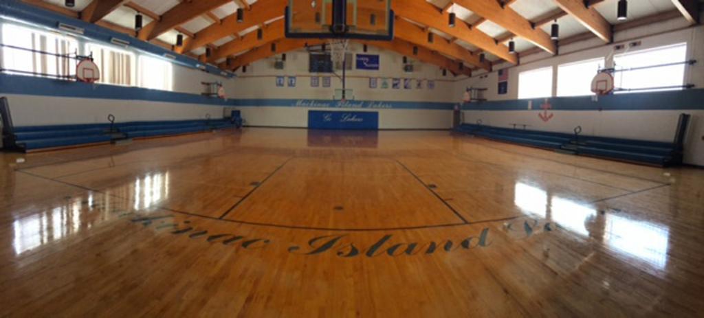 Mackinac Island High School Basketball