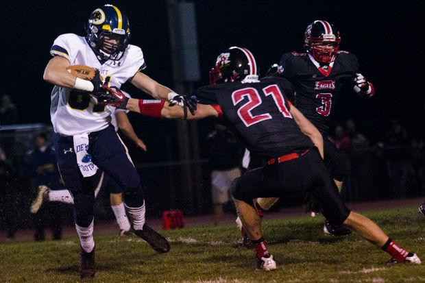 Linden and DeWitt will play rematch of epic six-overtime 2012 Division 3 district football final