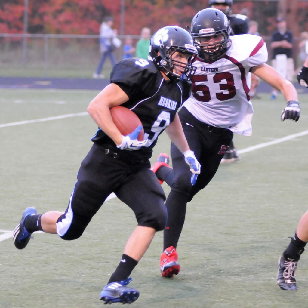 Defensive Stands Propel Grand Rapids Forest Hills Northern