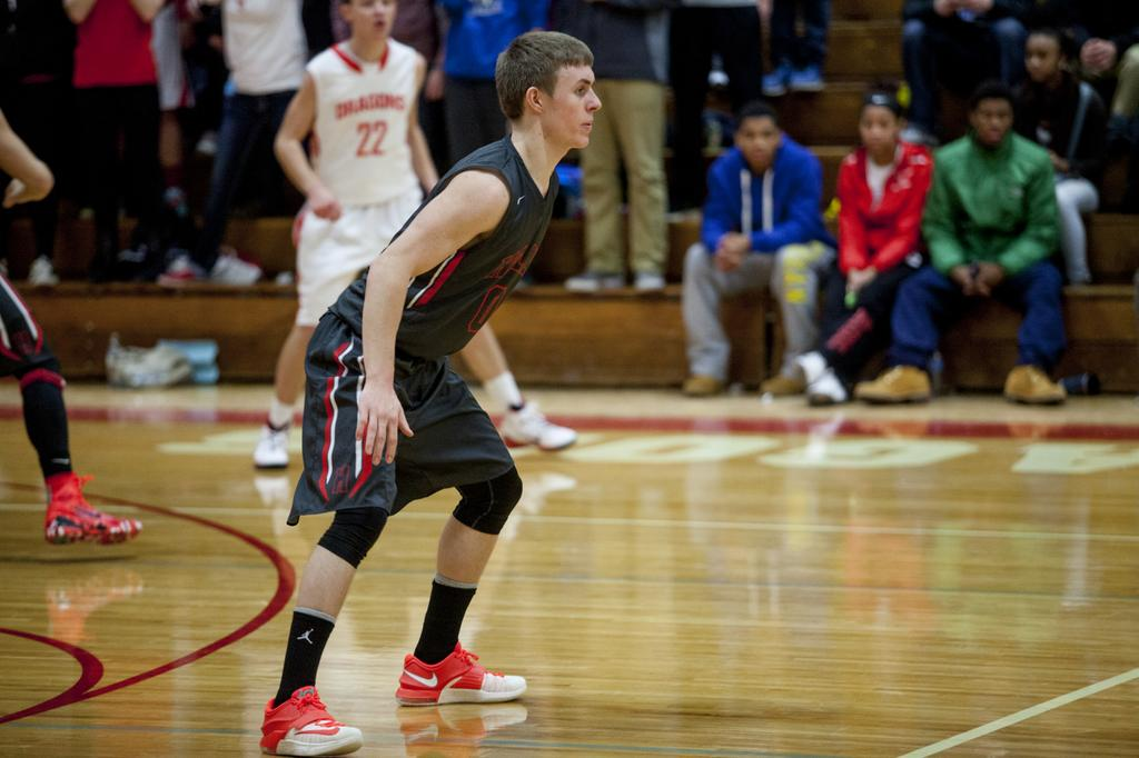 BY THE NUMBERS: Holly guard Jake Daniels shoots 51.7 percent from the field