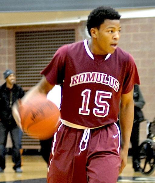 Big Weekend In High School Basketball: Romulus Boys Basketball Rides Momentum Of Big Second
