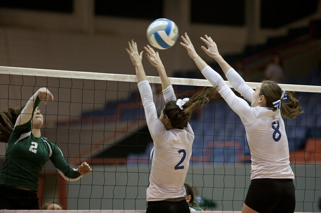 Beal City volleyball team sweeps Auburn Hills Oakland Christian in ...