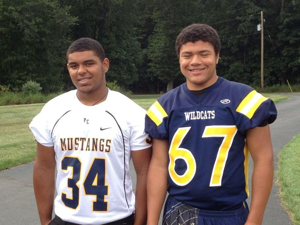 Brothers To Share Field In Mattawan Vs Portage Central Football