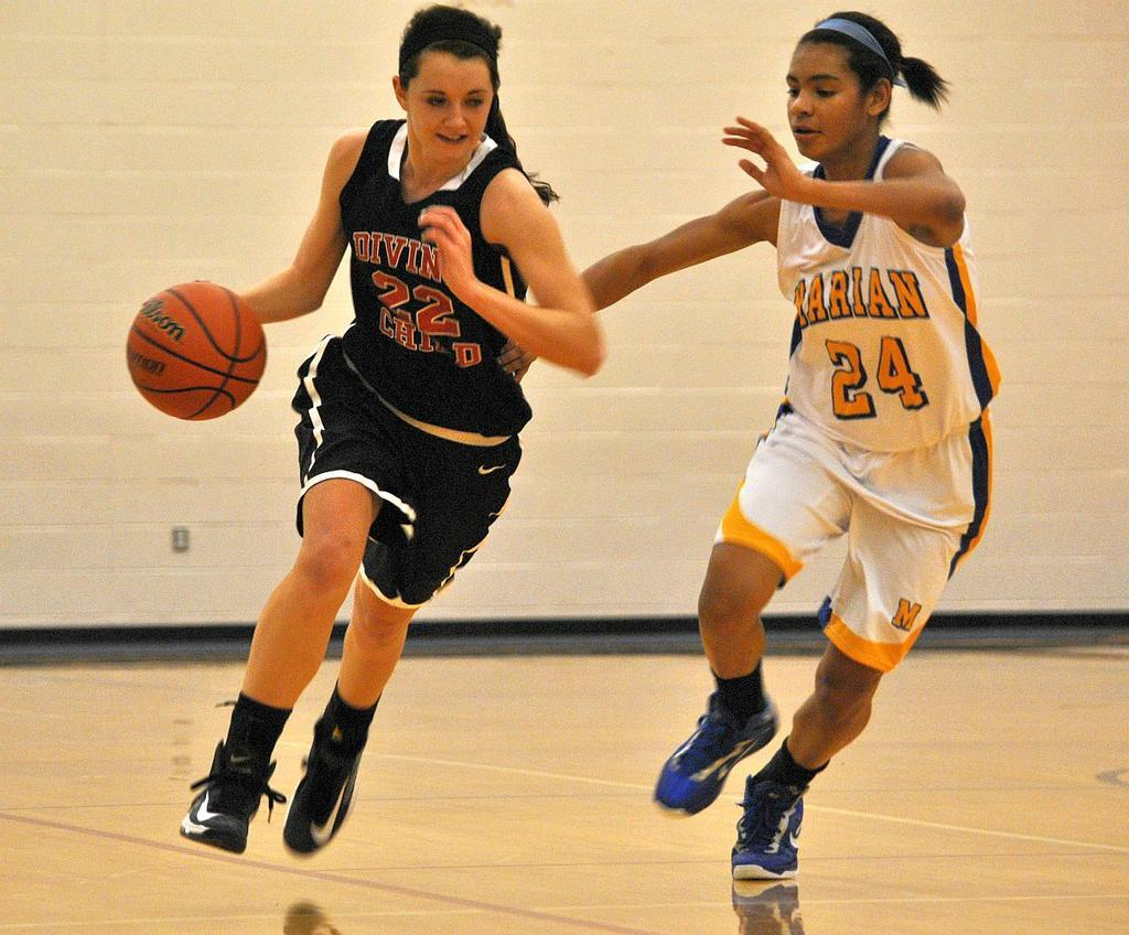Metro Detroit basketball GOTW preview: Mercy and Divine Child girls ready for another challenge ...