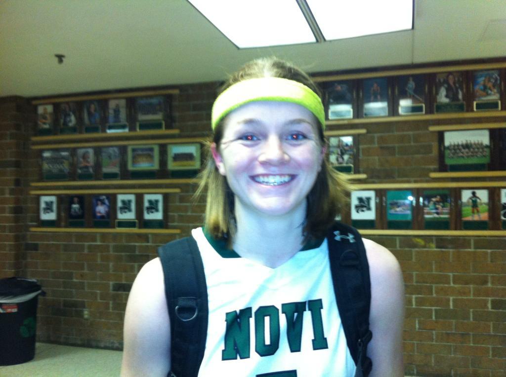 Novi holds off Northville, 36-28, in girls basketball KLAA Central tilt