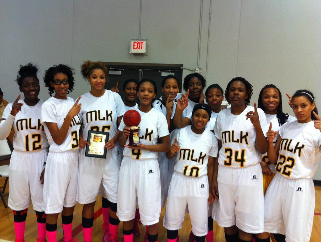 Detroit Martin Luther King girls basketball beats Grand Ledge, 57-47