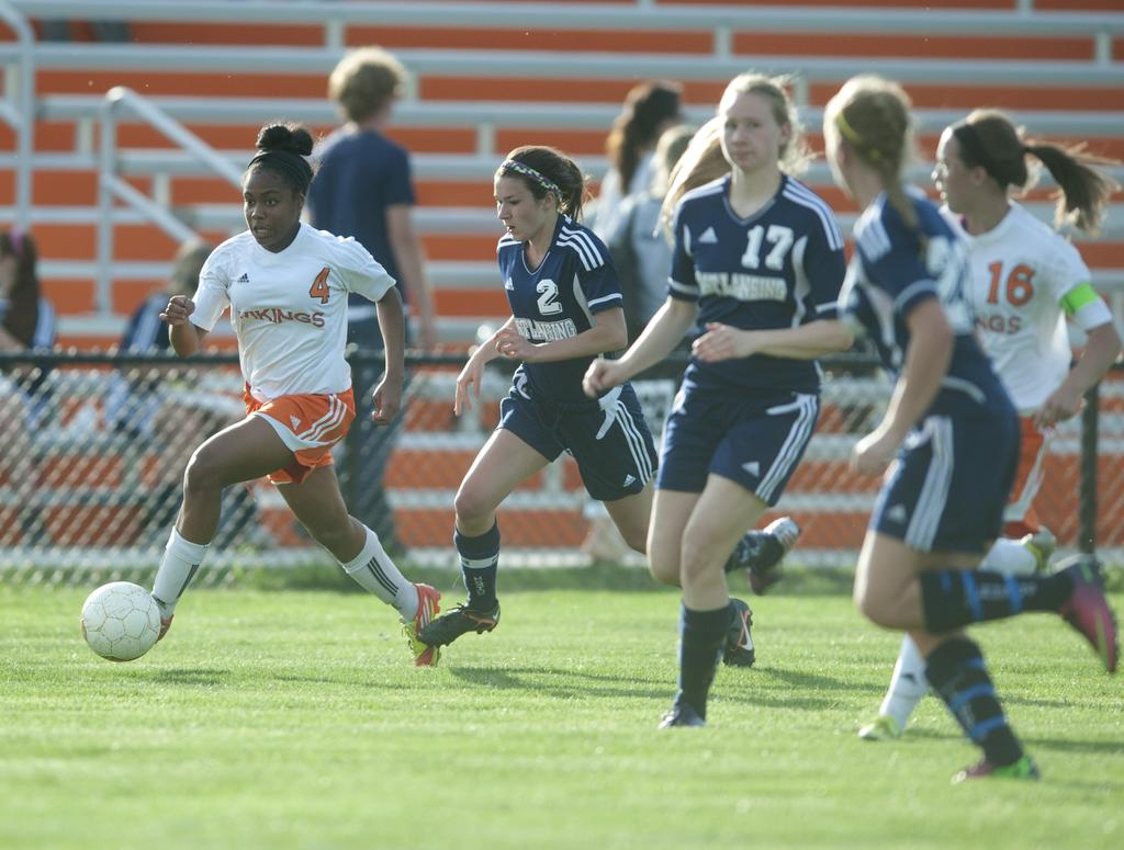 Spring Rankings: Jackson High School girls soccer voted No. 1 by coaches
