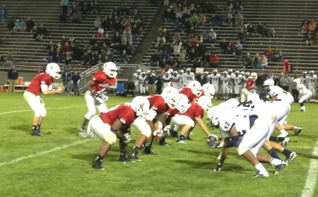 Lansing Everett knocks off East Lansing, 6-0, to remain undefeated ...