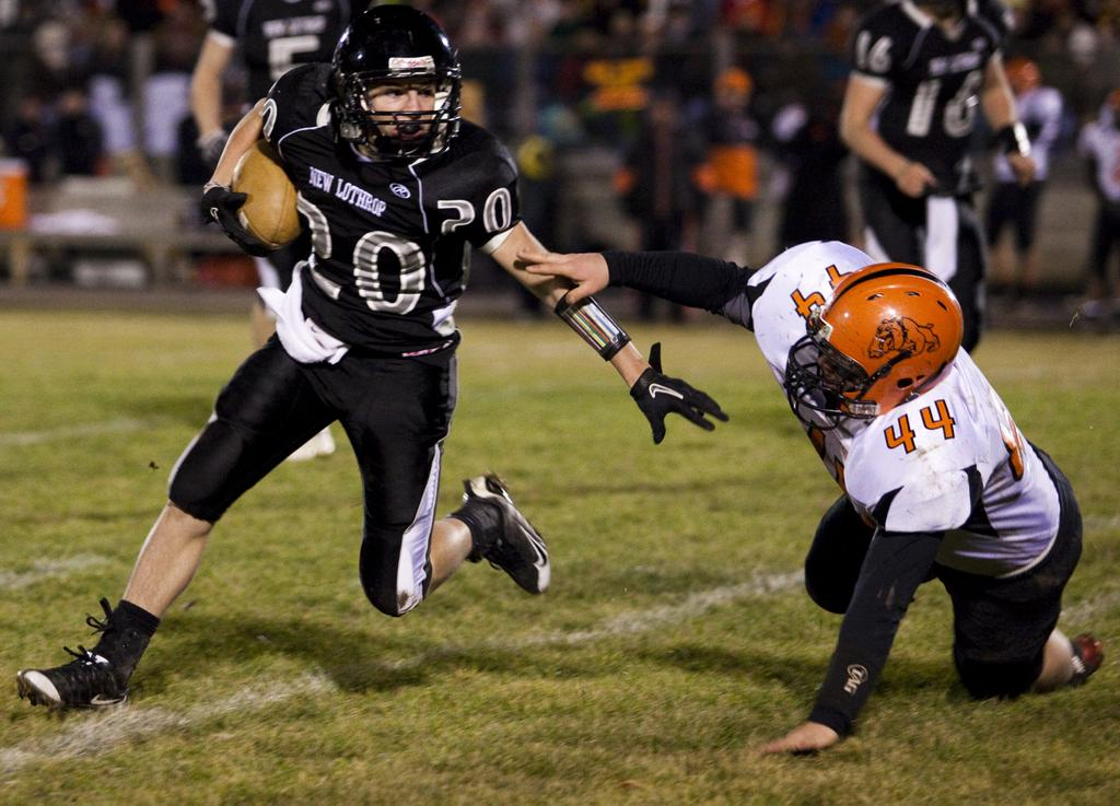 new lothrop Put it all on glen lake coach jerry angers he demanded as much following thursday's 48-16 season-opening loss to new lothrop, in which the lakers trailed 48-0 at halftime after.