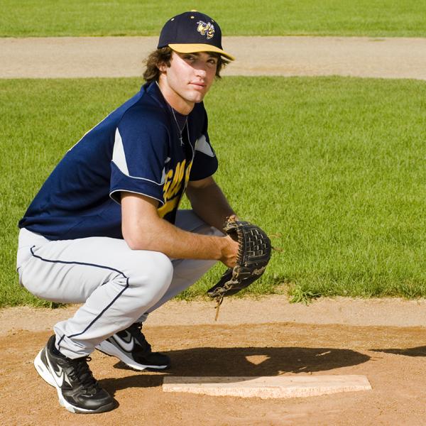 Scott Lantis of Hillsdale High School named Citizen Patriot baseball player