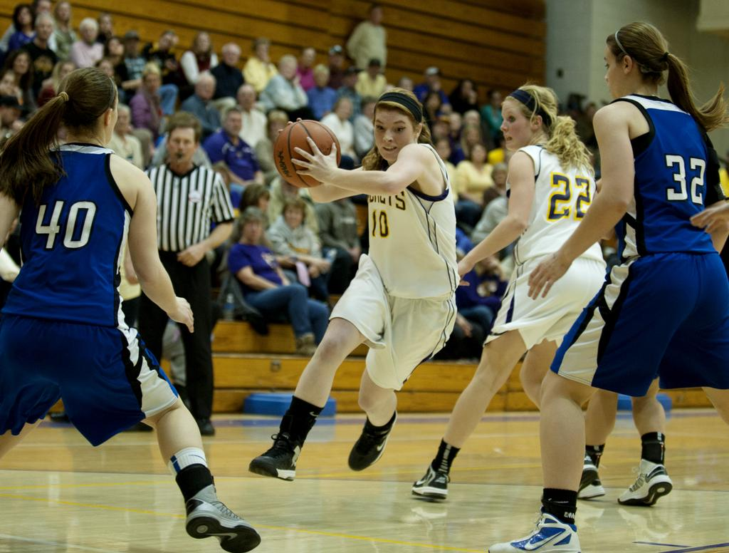 Jackson Area Girls Basketball Preview Concord Yellow Jackets