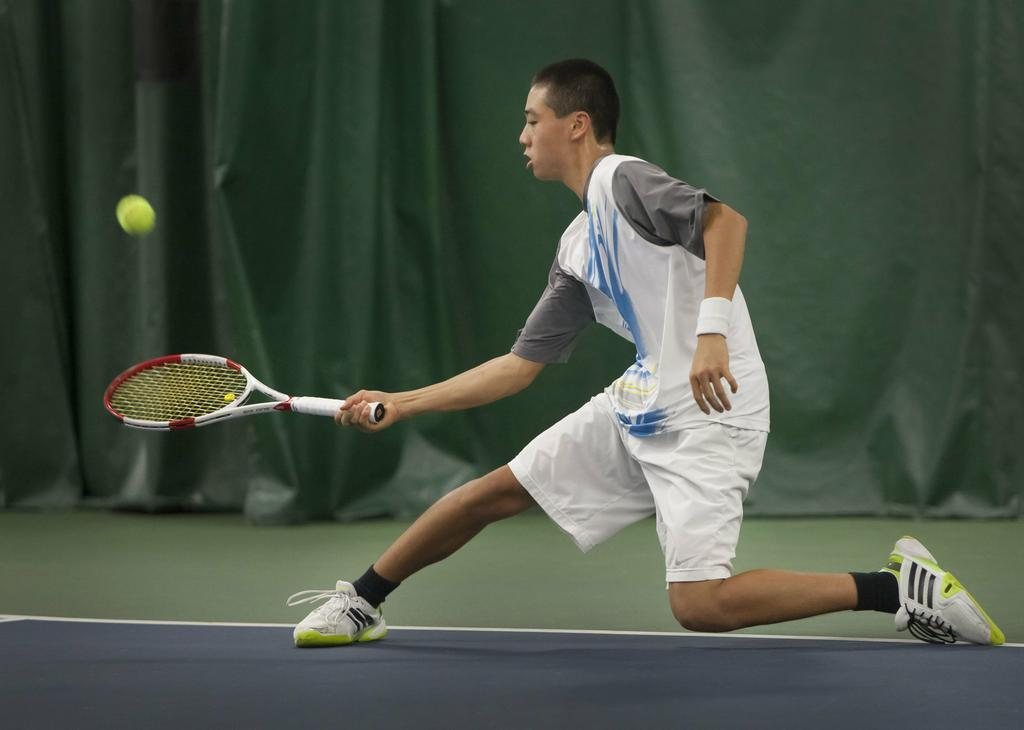 Portage Central's Bill Duo named 2015 MLive Kalamazoo boys tennis Player of the Year