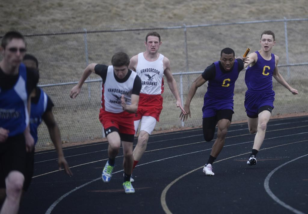 grand valley state track and field meet