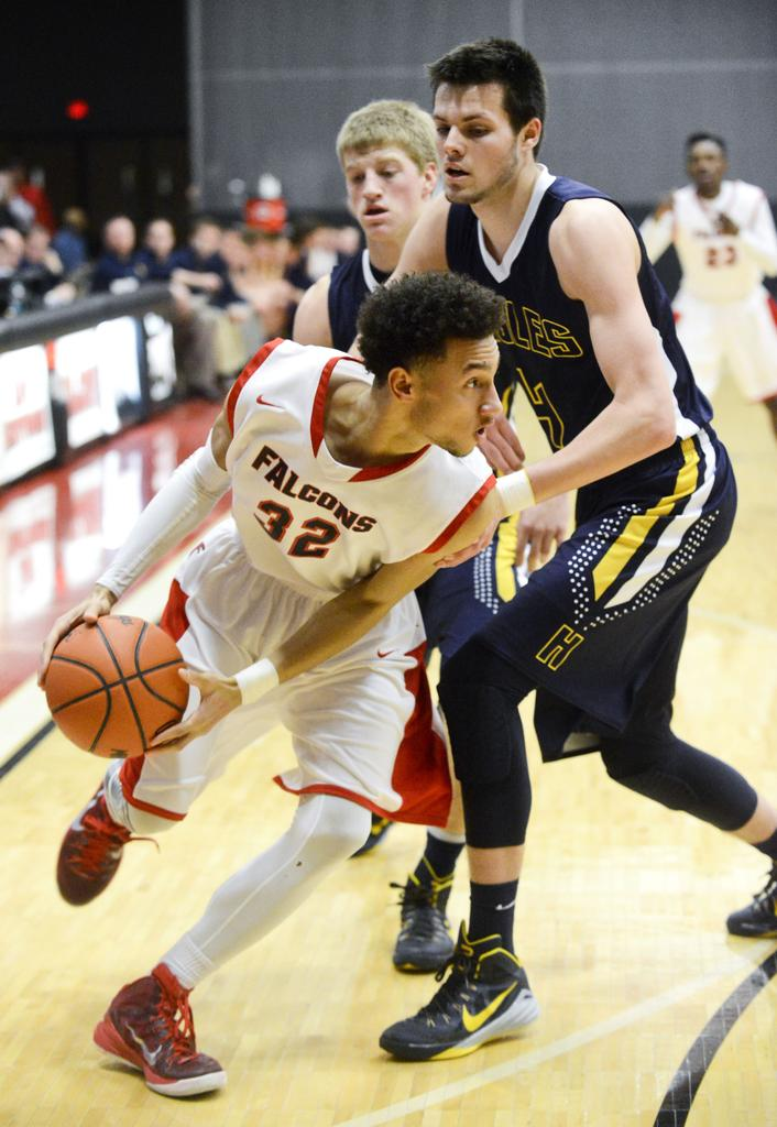 Marlon Dorsey sparks East Kentwood basketball team in many ways - MLive.com