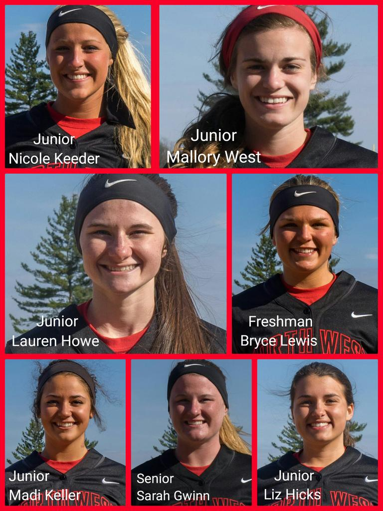 Statistical Leaders Northwest Softball