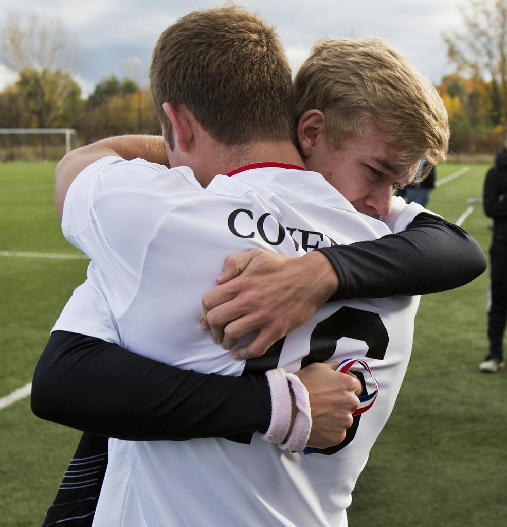 Covenant Christian Falls Short In Division 4 State Championship Soccer Game Mlive Com