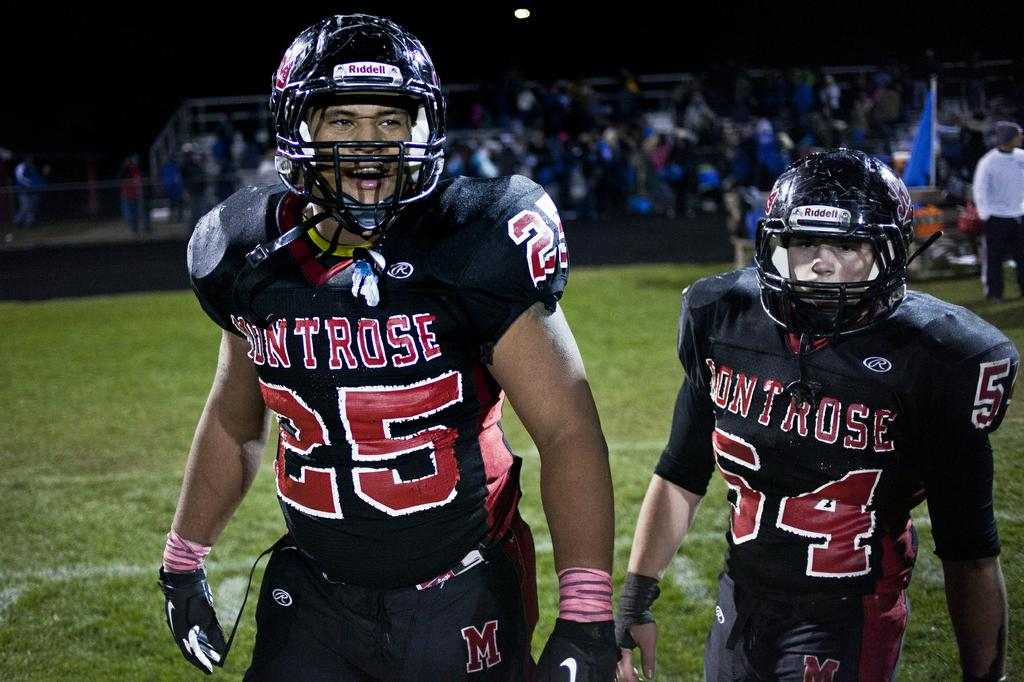 Montrose Not Relying On Past Success To Determine Playoff