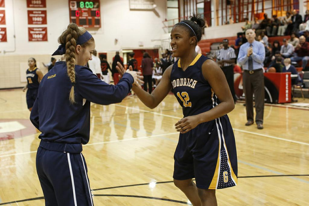 Flint Journal girls basketball power rankings (Feb. 9)