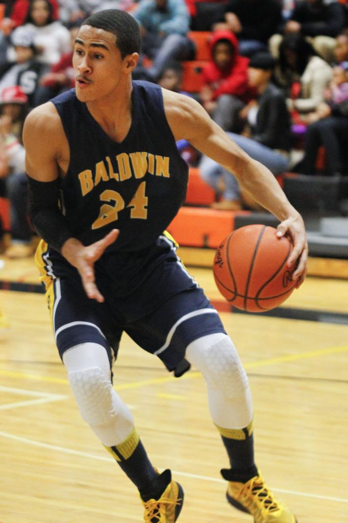 Baldwin's Brandon Childress named Player of the Year on ...