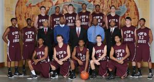 Boys Basketball Detroit U-D Jesuit