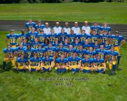 Football Flint Kearsley