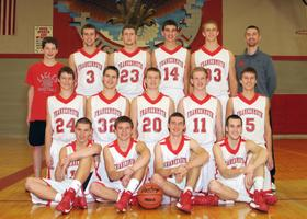 Boys Basketball Frankenmuth