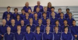 Boys Swimming Ann Arbor Pioneer