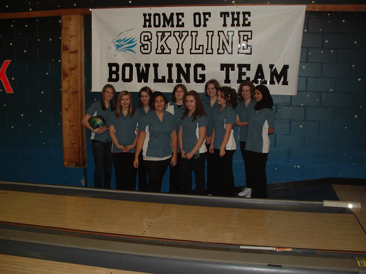 Girls Bowling Ann Arbor Skyline