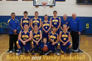 Boys Basketball Birch Run