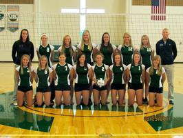 Girls Volleyball Grand Rapids West Catholic