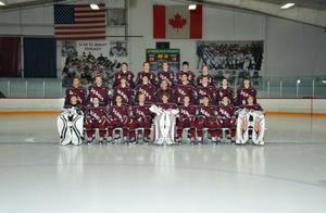 Boys Ice Hockey Detroit U-D Jesuit
