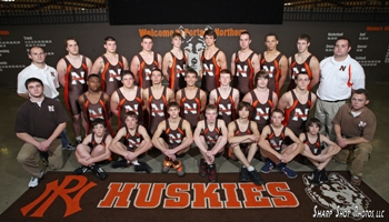 Wrestling Portage Northern