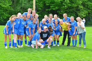 Girls Soccer Grand Rapids NorthPointe Christian