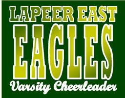 Competitive Cheer Lapeer East