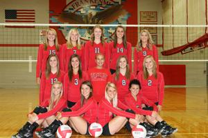 Girls Volleyball Frankenmuth