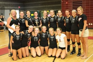 Girls Volleyball Grand Rapids Forest Hills Eastern