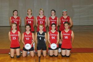 Girls Volleyball Caseville