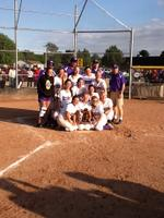 Softball Bay City Central