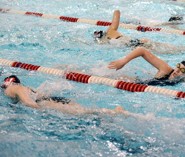 Massachusetts Division I Girls Swimming Championship