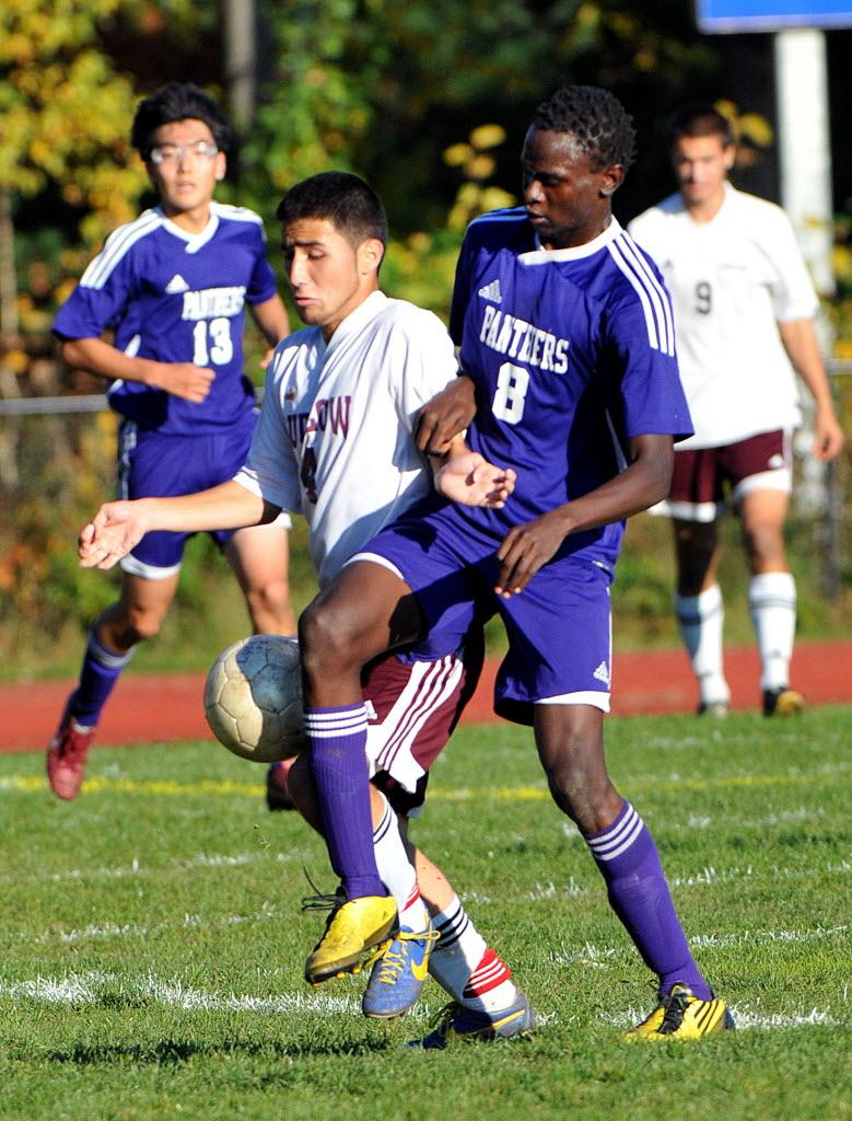 Belchertown boys soccer and rest of Div. II has new competition - Cathedral