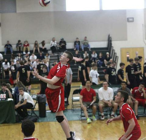 Ryan Healy Boys Volleyball News Nj Com