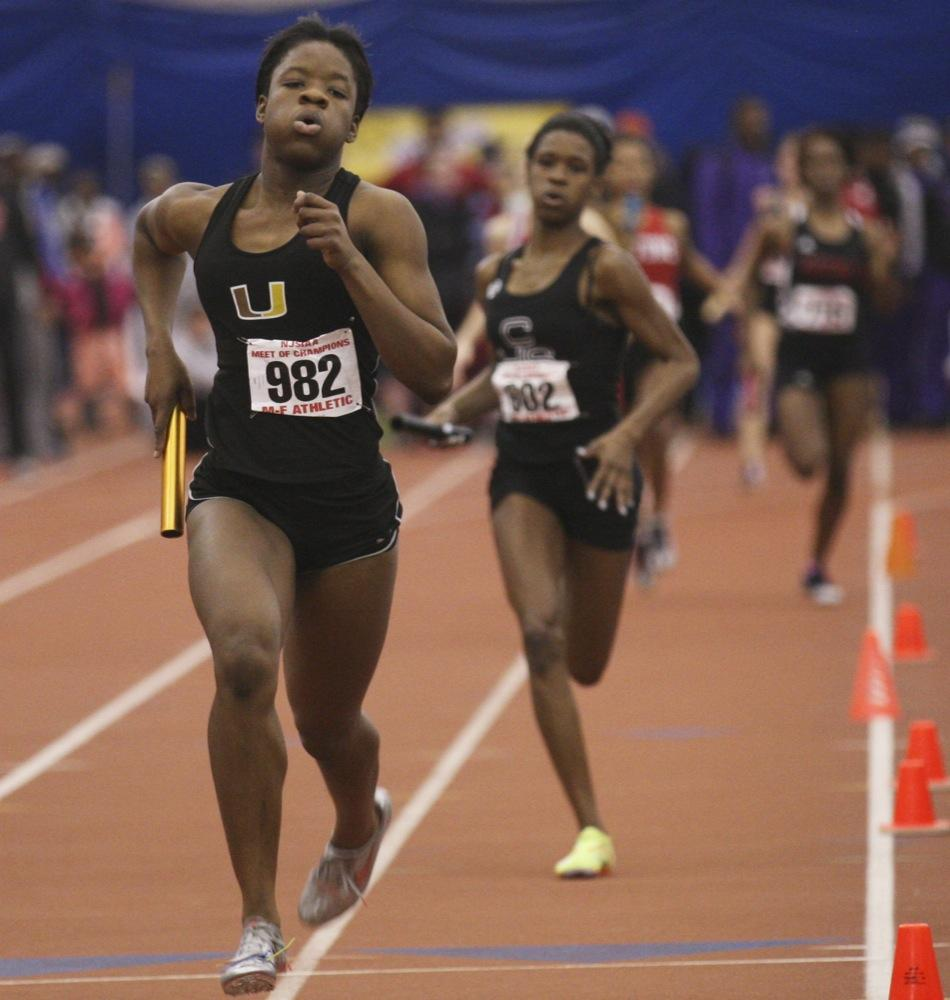 Track Winner: Indoor Track Results: Union Catholic Girls Win First Union