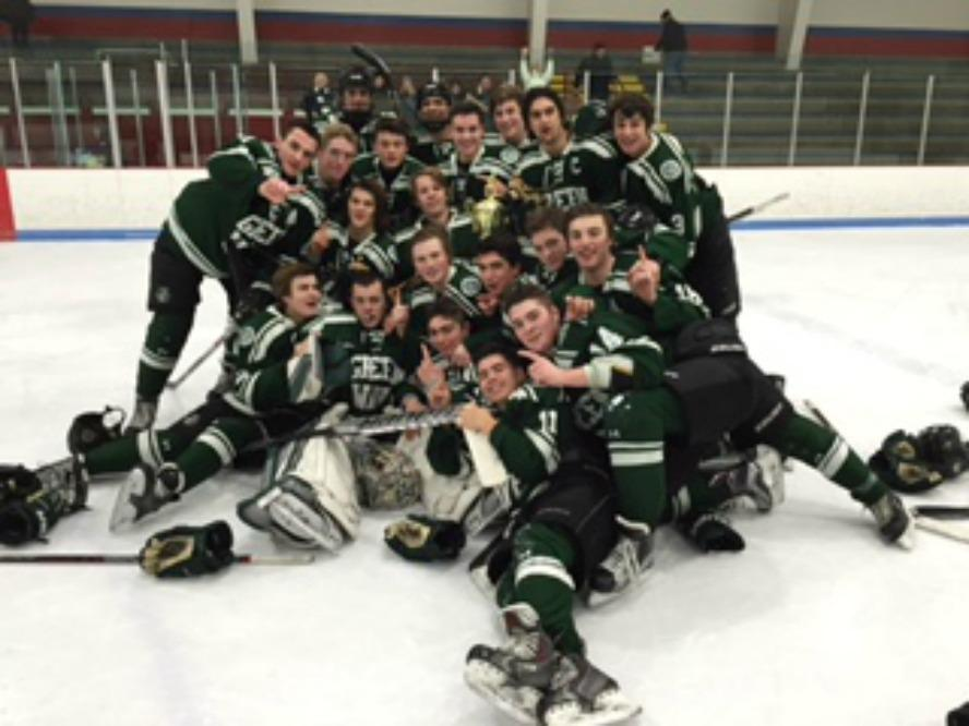 NJ H.S.: Ice Farinacci Scores Twice, Kobryn Makes 14 Saves As No. 1 Delbarton Wins Cathedral Tournament