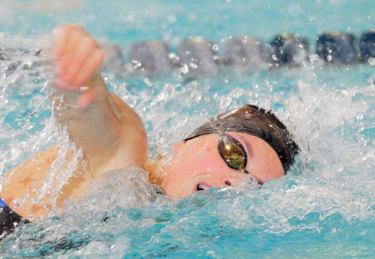 nj high school swimming meet of champions qualifying times for nyc